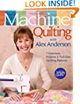 Machine Quilting with Alex Anderson:...