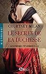 Les Frères ténébreux, tome 1 : Le Secret de la duchesse par Milan