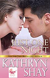 Just One Night (About the Baby Book 2)