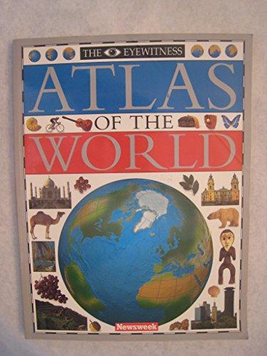 EYEWITNESS ATLAS OF THE WORLD