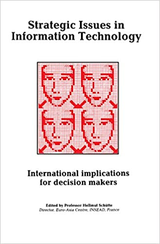 Strategic issues in information technology international by strategic issues in information technology international by hellmut schtte fandeluxe Image collections