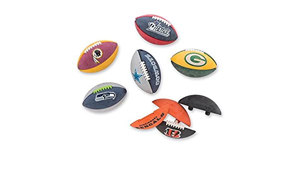 Free gift when you buy any 2 NFL build-able Puzzle Erasers