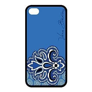Custom Vera Bradley Back case for iphone4,4S JN4S-349