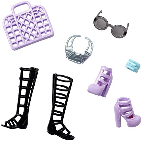 Barbie Fashion Accessory Pack, Black and ()