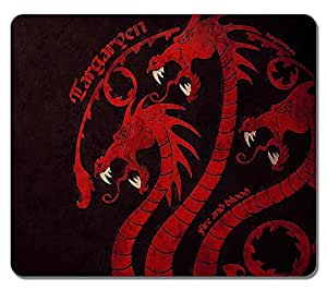 Customized Fashion Style Textured Surface Water Resistent Mousepad Game Of Thrones Season 4 Non-Slip Best Large Gaming Mouse Pads