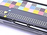 GAMETECH 3DS XL -WaSaBi- Clear Crystal Cover