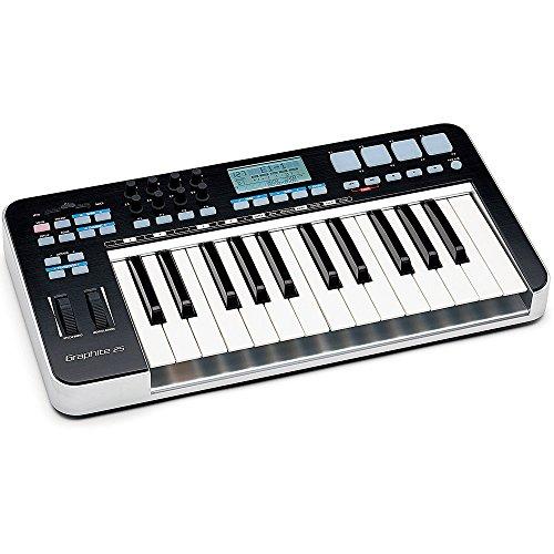 Sam Keyboard Ash (Samson Graphite 25 USB MIDI Controller)