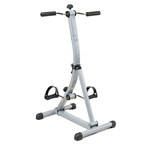 NEW - Dual - Medical Total Body Exerciser! Features Individual Resistance controls for Upper and Lower body exercise - Ideal for the cardiovascular system, perfect to get the circulation going or to build and tone muscles, with no weight restriction it's designed to be operated whilst seated offering outstanding Total Body Exercise!
