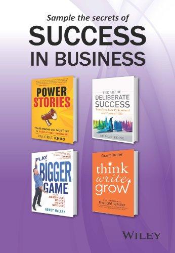 Business Reading Sampler: Volume 1 - Book Excerpts by Grant Butler, David Keane, Valerie Khoo and Rowdy McLean