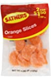 Farley's & Sathers Candy, Orange Slices, 4.85 Ounce (Pack of 12)