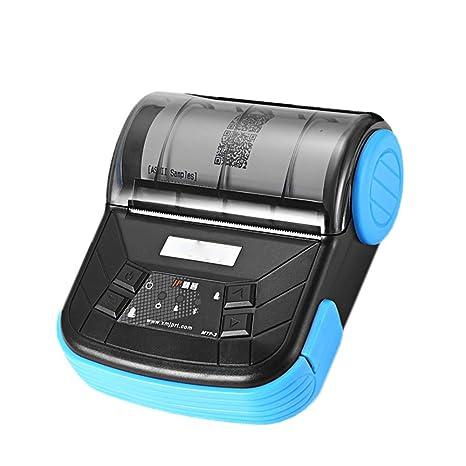 Amazon.com: Impresora térmica Bluetooth 4.0, impresora ...