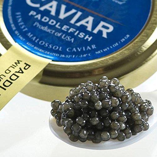 Marky's Paddlefish Caviar, Spoonbill - 7 oz by Marky's Caviar