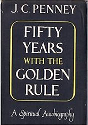 Fifty Years With The Golden Rule Pdf