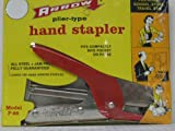 Arrow P66 Plier Type Stapler