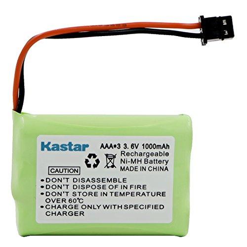 (3.6V 800mAh 3*AAA Extended Capacity Cordless Phone Battery for Uniden: BT-909, TRU-9380, TRU-9380-2, TRU-9380-3, TRU-9380-4, TRU-9385, TRU-9385-2.)