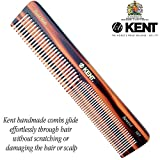 Kent 16T Fine Tooth Comb and Wide Tooth Comb