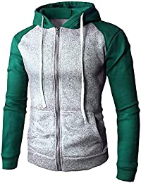 Mens Military Jacket Slim Fit. Mens Autumn Winter Zip Casual Long Sleeve Slim Pocket Fit