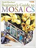Heidi Borchers' Beginner's Guide to Mosaics, Heidi Borchers, 1601402309