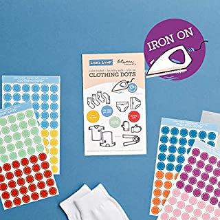 product image for Color Coding Clothing DOTS- Washer & Dryer Safe