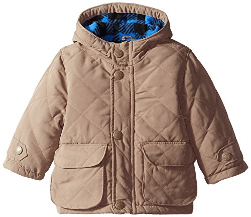 London Quilted Jacket - 9