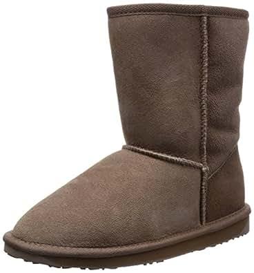 EMU Australia Women's Stinger Lo Premium Water Resistant Boot,Mushroom,5 M US