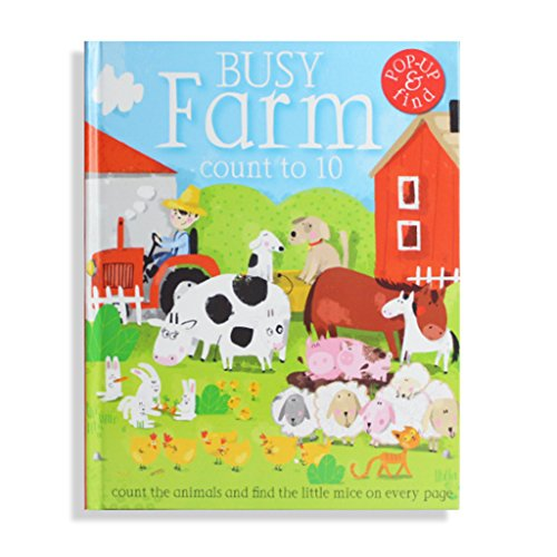 Fityle 3D Pop Up Books for Kids Boys Girls (Story Book, Baby Book, Children's Book) - A busy farm by Fityle (Image #5)