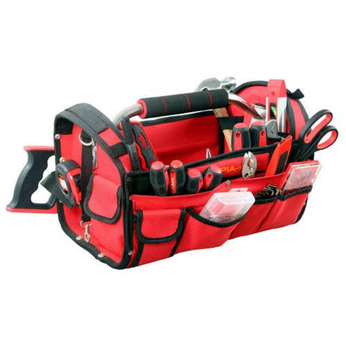 Olympia Tools 90-447 52-Piece Tool Bag