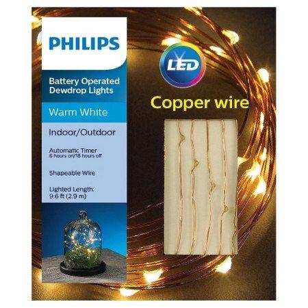 Philips Green Led Christmas Lights - 4