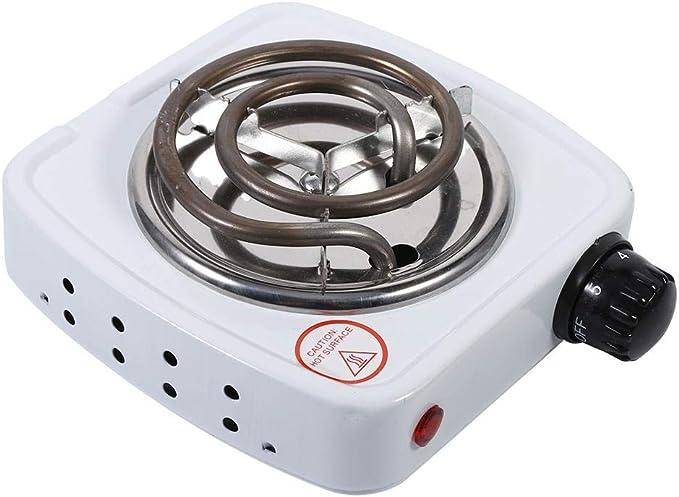 Liukouu Mini Cocina, Cocina eléctrica, Cocina de inducción ...
