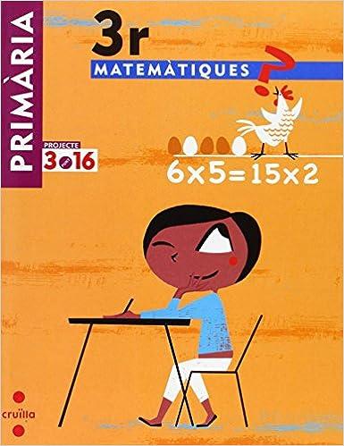 📘 Descargue los libros de texto al color nook Matemàtiques. 3 ...