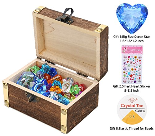 little box of crystals and gems - 3