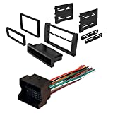 CAR Radio Stereo Radio KIT Dash Installation MOUNTING Wire Harness Ford Transit Connect 2010 2011
