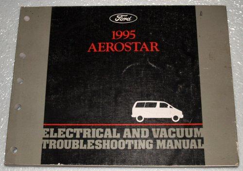 1995 Ford Aerostar Electrical & Vacuum Troubleshooting Manual Original