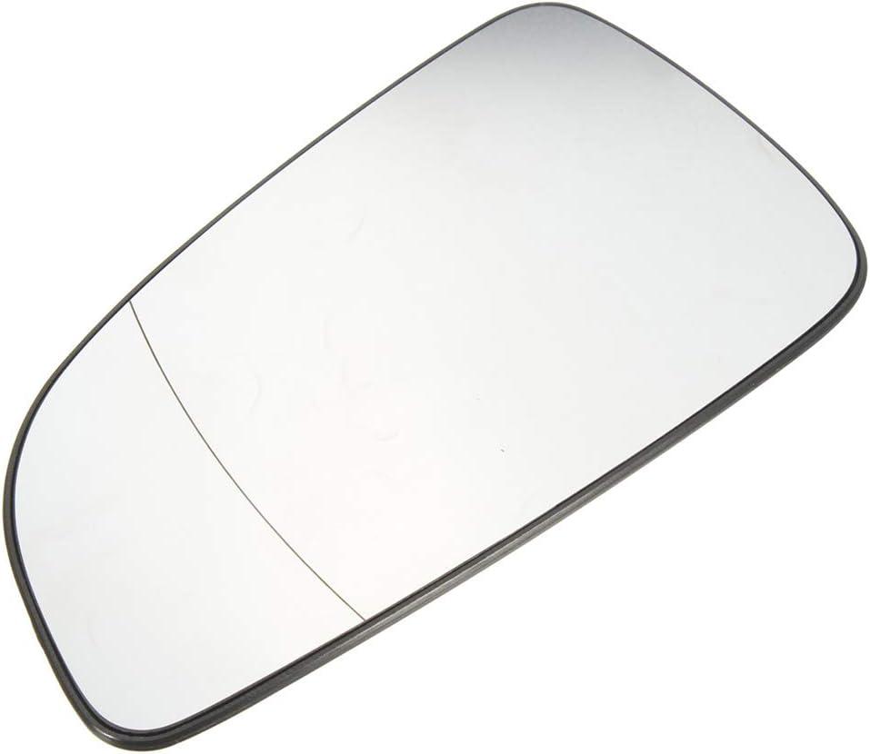 IMHERE W U Links Beifahrerseite Au/ßenspiegel beheizbar Glasobjektiv Teile f/ür Opel Astra H mk5 2004-2008