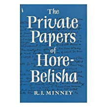 The Private Papers of Hore-Belisha