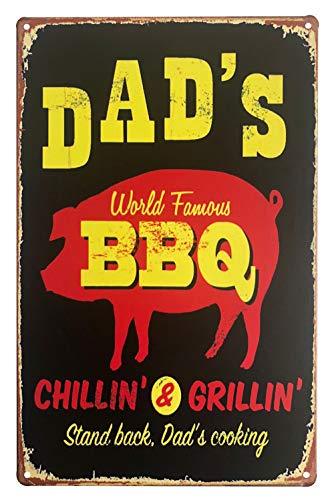 outdoor bbq sign - 8