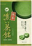 日進製菓 濃い茶飴 100g×12袋