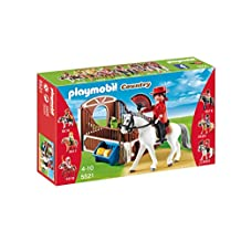 Playmobil Flamenco Horse with Stall Playset