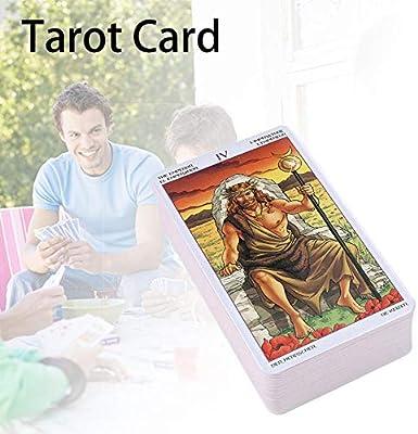 Juego de mesa mysticall: 78 cartas del tarot Rueda de mazo del año ...