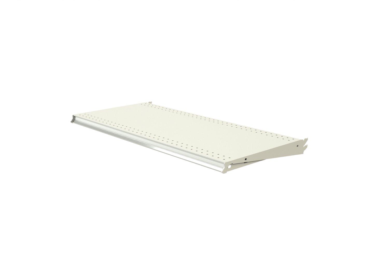 Fixtures Standard Upper Shelf, 36'' Wide x 16'' Deep, Finish (Sahara), 2 per Pack
