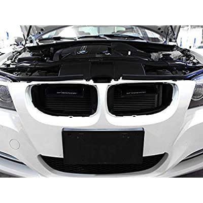 aFe Power Magnum FORCE 54-11478 BMW 3-Series (E9x) Intake Systems Scoops (Black): Automotive