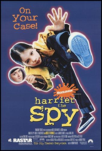 "Harriet the Spy 1996 ORIGINAL MOVIE POSTER Comedy Drama Family - Dimensions: 27"" x 41"""