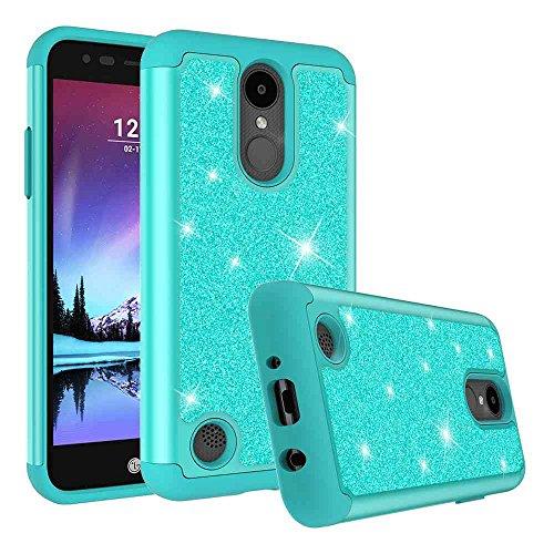 LG Phoenix 3 Glitter Case, LG Fortune Glitter