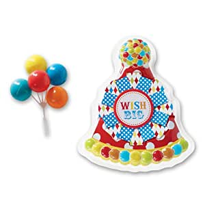 Birthday Carnival DecoSet Cake Decoration