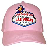 Product review for Las Vegas Selection of Adjustable Baseball Hats and Caps Featuring Las Vegas Welcome Sign