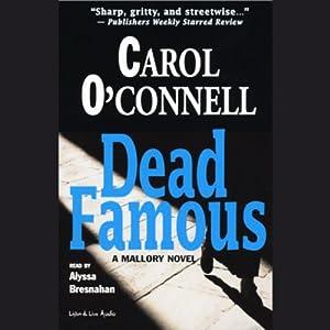 Dead Famous Audiobook
