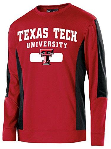 - Ouray Sportswear NCAA Texas Tech Red Raiders Men's Artillery Crew, XX-Large, Scarlet Heather/Black Heather