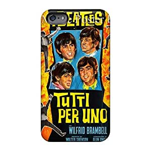 Iphone 6 WZT4600Bmbr Provide Private Custom Colorful The Beatles Series Scratch Protection Hard Cell-phone Case -ChristopherWalsh