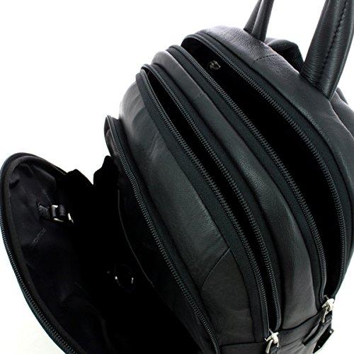 Piquadro Mochila Negro Negro
