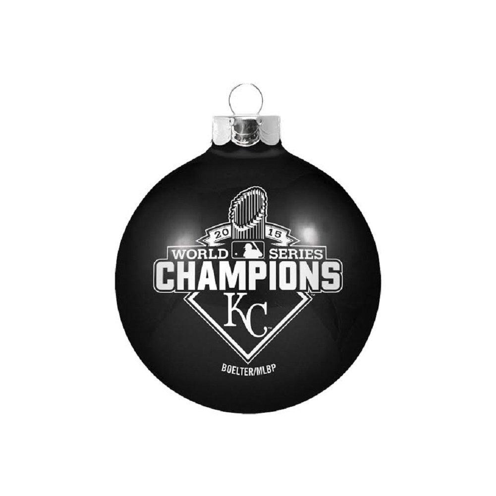 Amazon.com: Kansas City Royals MLB 2015 World Series Champions Black ...